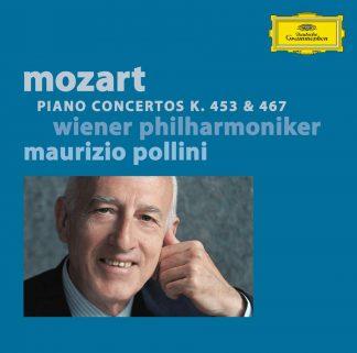 Photo No.1 of Wolfgang Amadeus Mozart: Piano Concertos Nos. 17 & 21