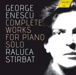 Photo No.1 of Enescu: Complete Works for Piano Solo