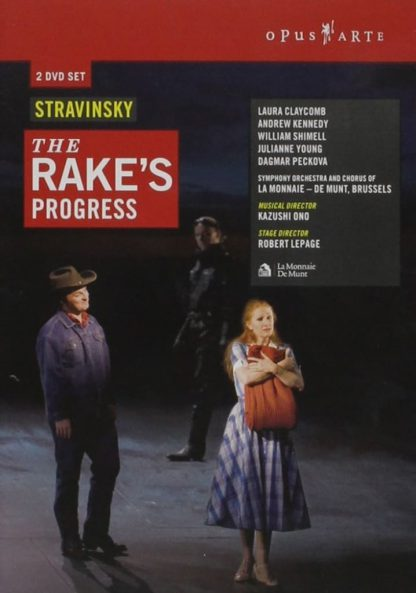 Photo No.1 of Igor Stravinsky: The Rake's Progress