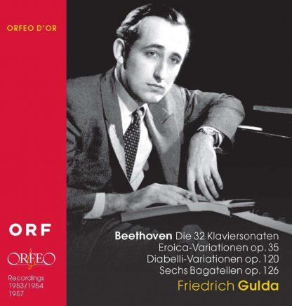 Photo No.1 of Friedrich Gulda plays Beethoven