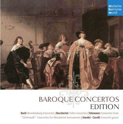 Photo No.1 of Baroque Concertos Edition