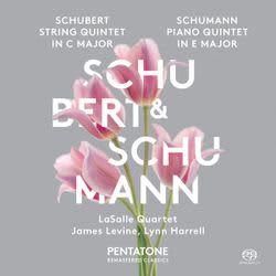 Photo No.1 of Schubert, Shumann: String Quintet, Piano Quintet