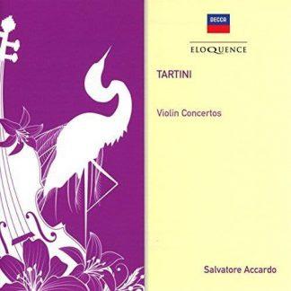 Photo No.1 of Tartini: Violin Concertos