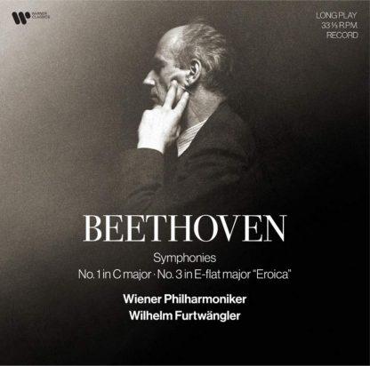 Photo No.1 of Ludwig van Beethoven: Symphony Nos. 1 & 3 'Eroica' - Vinyl Edition (180g)