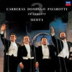 Photo No.1 of Carreras - Domingo - Pavarotti in Concert(LP)
