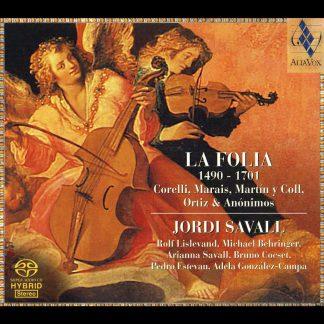 Photo No.1 of La Folia-Variationen 1490-1701