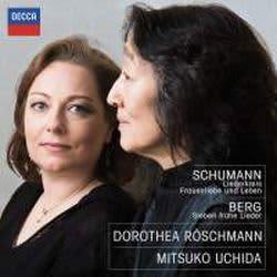 Photo No.1 of Schumann and Berg: Lieder
