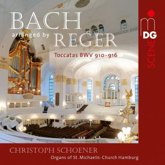 Photo No.1 of Bach Toccatas BWV 910 - 916 arr. By Max Reger