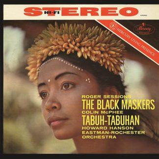 Photo No.1 of Sessions: The Black Maskers & McPhee: Tabuh-Tabuhan