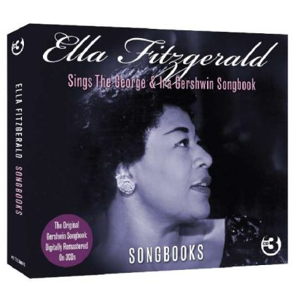 Photo No.1 of Ella Fitzgerald: Sings The George & Ira Gershwin Songbook