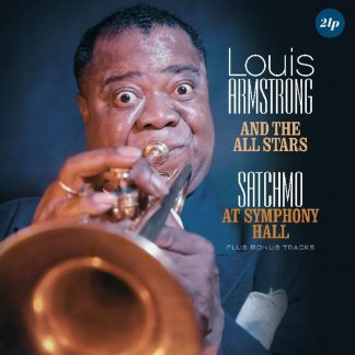Photo No.1 of Louis Armstrong: Satchmo At Symphony Hall (180g)