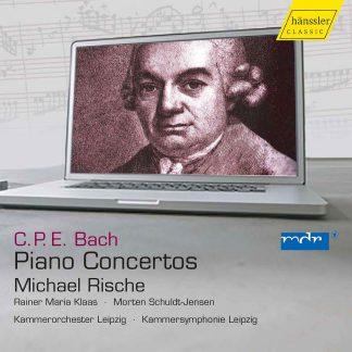 Photo No.1 of C.P.E. Bach: Piano Concertos