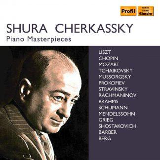 Photo No.1 of Shura Cherkassky: Piano Masterpieces