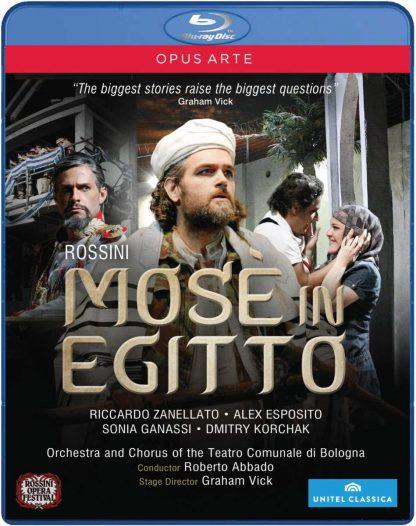 Photo No.1 of Gioacchino Rossini: Mosè in Egitto