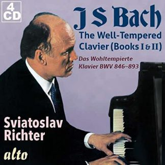 Photo No.1 of Bach, J S: The Well-Tempered Clavier, Books 1 & 2