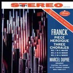 Photo No.1 of Franck: Pièce héroïque & Three Chorales