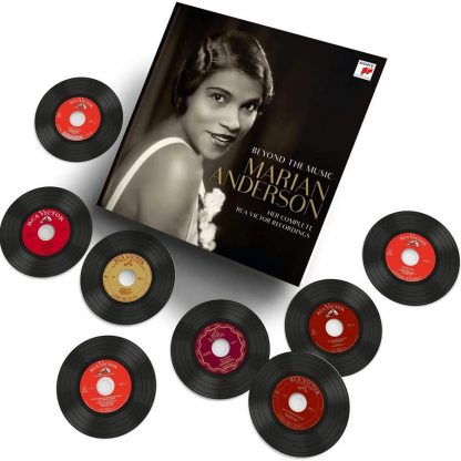 Photo No.1 of Marian Anderson - Beyond the Music (Her Complete RCA Victor Recordings)