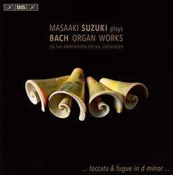 Photo No.1 of Suzuki plays bach organ works