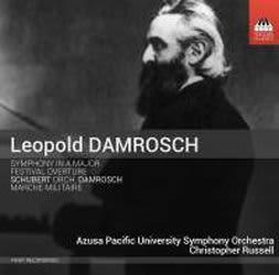 Photo No.1 of Leopold Damrosch: Orchestral Music