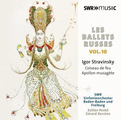 Photo No.1 of Stravinsky: Ballet Russes Vol. 10