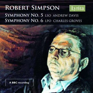 Photo No.1 of Robert Simpson: Symphonies Nos. 5 & 6