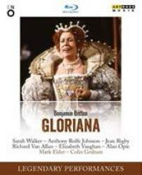 Photo No.1 of Britten: Gloriana (DVD)