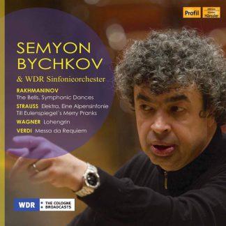 Photo No.1 of Semyon Bychkov & WDR Sinfonieorchester