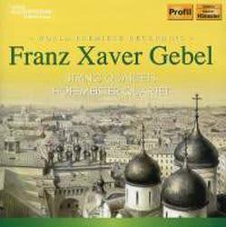 Photo No.1 of Franz Xaver Gebel: String Quartets