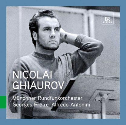 Photo No.1 of Nicolai Ghiaurov - Great Singers Live