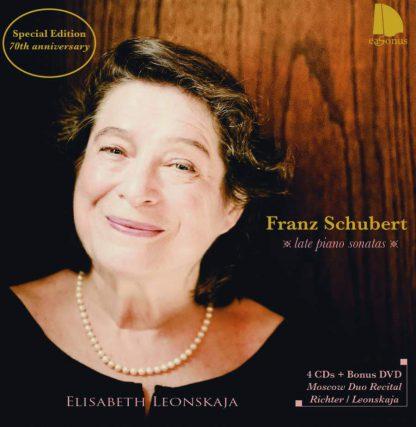Photo No.1 of Schubert: Late Piano Sonatas