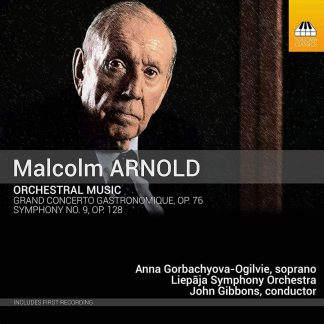 Photo No.1 of Malcolm Arnold: Orchestral Music
