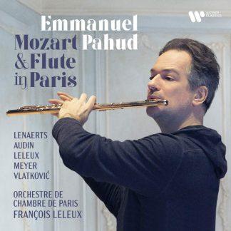 Photo No.1 of Emmanuel Pahud - Mozart & Flute in Paris