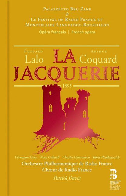 Photo No.1 of Eduard Lalo & Arthur Coquard: La Jacquerie