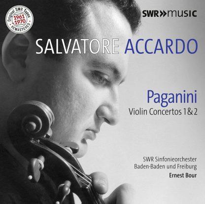 Photo No.1 of Accardo plays Paganini