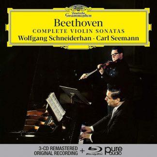 Photo No.1 of Beethoven: Complete Violin Sonatas