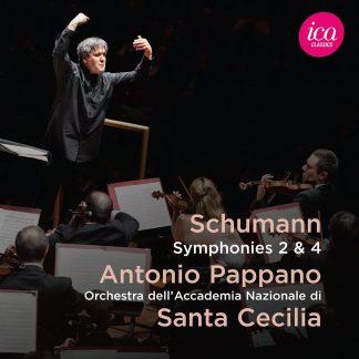 Photo No.1 of Schumann: Symphonies 2 & 4
