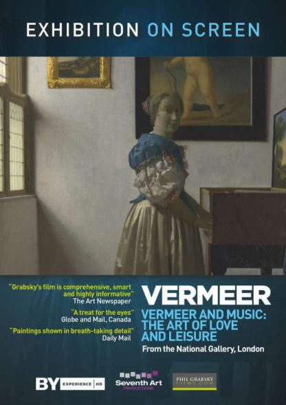 Photo No.1 of Vermeer: From The National Gallery London
