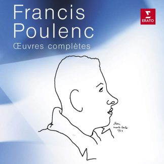 Photo No.1 of Francis Poulenc: Oeuvres complètes (Complete works)