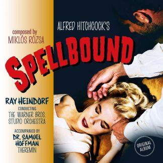 Photo No.1 of Rozsa: Spellbound (Original Soundtrack - 180g)