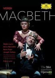 Photo No.1 of Verdi: Macbeth (DVD)