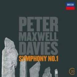 Photo No.1 of Maxwell Davies: Symphony No. 1