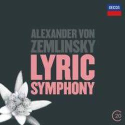 Photo No.1 of Zemlinsky: Lyric Symphony