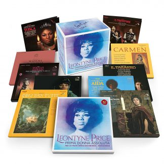 Photo No.1 of Leontyne Price: Her Ultimate Opera Recordings - Remastered