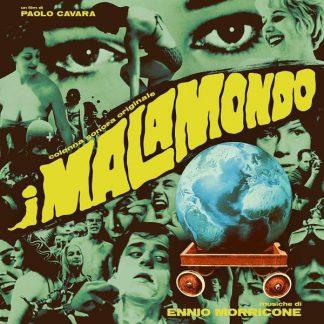 Photo No.1 of Ennio Morricone: I Malomondo (Original Soundtrack - 2 LP)