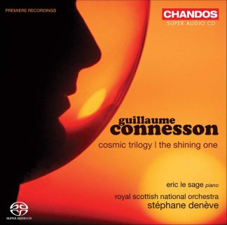 Photo No.1 of Guillaume Connesson: Orchestral Works - Cosmic Trilogy