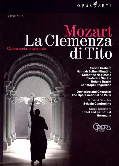 Photo No.1 of Mozart: La clemenza di Tito, K621