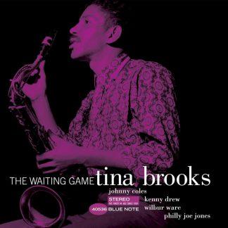 Photo No.1 of Tina Brooks: The Waiting Game (Tone Poet Vinyl 180g)