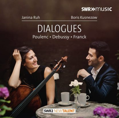 Photo No.1 of Poulenc - Debussy - Franck: Works for Cello or Soprano and Piano