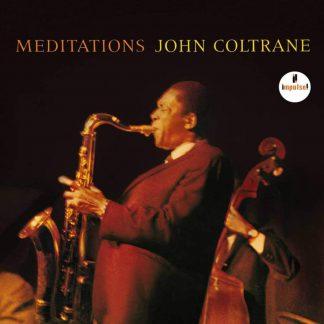 Photo No.1 of John Coltrane: Meditations