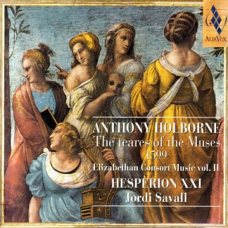 Photo No.1 of Anthony Holborne: The Teares of the Muses (Elizabethan Consort Music)